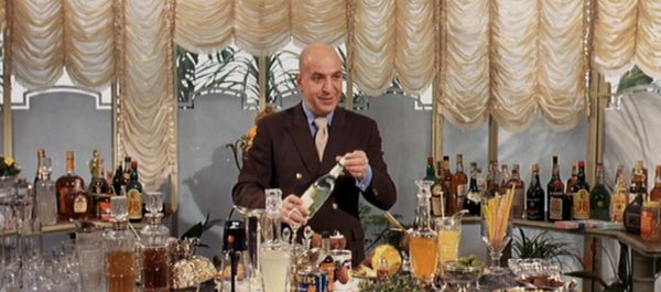 Telly Savalas – J&B In The Movies